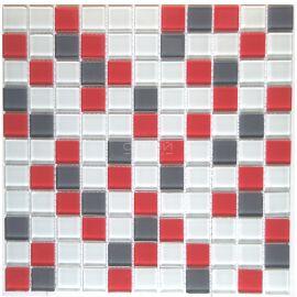 Смесь мозаики Crystal S-455 2,5х2,5 см завода NsMosaic