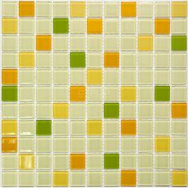 Смесь мозаики Crystal S-461 2,5х2,5 см завода NsMosaic