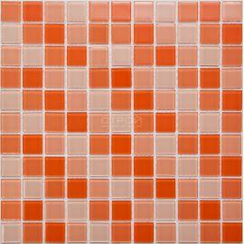 Смесь мозаики Crystal S-462 2,5х2,5 см завода NsMosaic