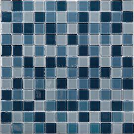 Смесь мозаики Crystal SG-8074 2,5х2,5 см завода NsMosaic