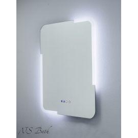Зеркало NSM-508 с LED подсветкой, 80х60 см