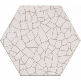 Плитка Парк Гуэля белый SG27009N, 29х33,4 см