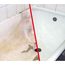 Результат очищение кислотным МП-Очиститель К.