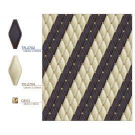 TR-2704 керамическая мозаика под кожу