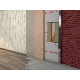 Бюджетная звукоизоляция стенHofner membrane