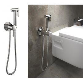 Гигиенический душ Pulito — BTK 68000 хром с подачей горячей и холодной воды