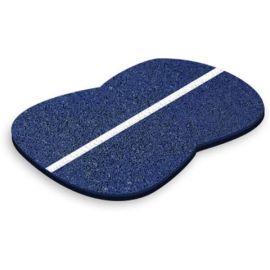 Бесшовное резиновое покрытие 15 мм синего цвета 5000 (RAL)