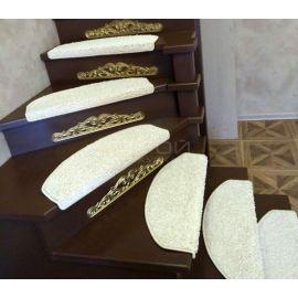 Нескользящие коврики СанМарино для лестницы.