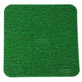 Зеленый квадрат противоскользящий 10х10 см Heskins