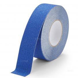 Синяя противоскользящая лента Heskins шириной 5 см