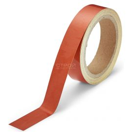 Оранжевая Светоотражающая разметочная лента Heskins
