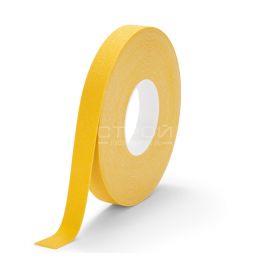Желтая лента на виниловой основе Coarse Resilient 1.3 для влажных помещений