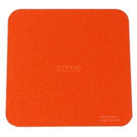 Оранжевый квадрат противоскользящий 10х10 см Heskins