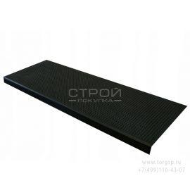 Резиновая накладка проступь на ступени Классик 25х75 см.