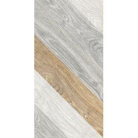 Ноттингем 7Д тип-1 30х60 напольная плитка светло-серого цвета