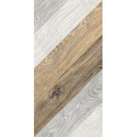 Ноттингем 7Д тип-2 30х60 напольная плитка светло-серого цвета