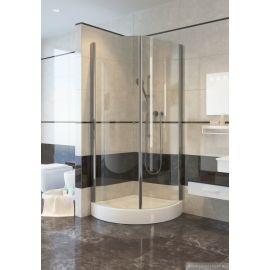 Набор поддон для душа (h=16 см) акриловый Alpen A40 и средство для очистки акриловых ванн.