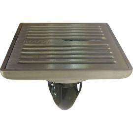 Трап с торнадо сантехнический MagDrain PFC 35 Q50-B для бытового использования.