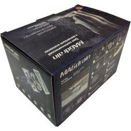 Упаковка сантехнического трапа для душа круглого MagDrain CC 01 Q50-GY.