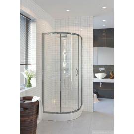 Душевой акриловый поддон Alpen A21 + средство для очистки акриловых ванн