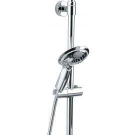 Ручной душHelmi SX-1070/00-16 (712) хром-белый для ванной с круглой лейкой