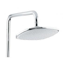 Верхний душ Helmi SX-1070/00-16 хром-белый для ванной