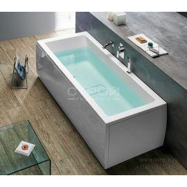 Ванна Alpen Marlene - акриловая ванна с широкой и глубокой чашей.
