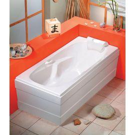 Удобная и большая ванна Kamelie 170х80 Alpen из акрила.
