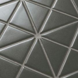 Albion Dark Olive (TR2-CH-P2) матовая керамическая мозаика Starmosaic темно-оливкового цветаAlbion Dark Olive (TR2-CH-P2) матовая керамическая мозаика Starmosaic темно-оливкового цвета