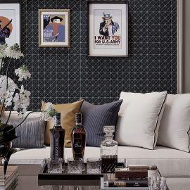 Albion Black (TR2-MB) матовая керамическая мозаика