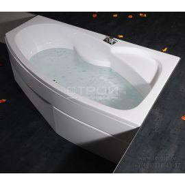 Ванна Mamba Alpen 160x95 R - акриловая эргономичная ванна.