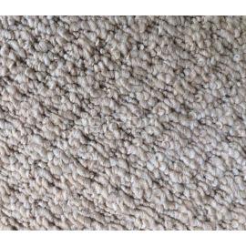 Фактура накладки на лестничные ступени из серого ковролина — Rocca.
