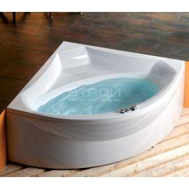 Угловая симметричная ванна Rosana 140x140 см и 150х150 см.