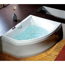 Приватная ванна Tandem 170 Alpen - эксцентрическое акриловое чудо.
