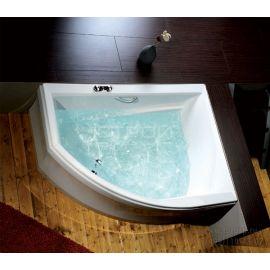 Приватная ванна Tandem 170 Alpen вид сверху в интерьере.