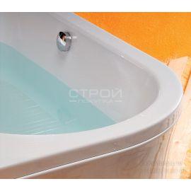 Крупный план ванны Alpen Viva.