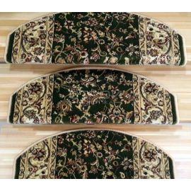 Зеленые коврики Алибаба на домашнюю деревянную лестницу.