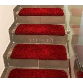 Коврики для ступеней лестницы - Спелая ягода в интерьере.
