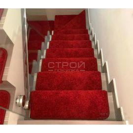 Коврики для ступеней лестницы - Спелая ягода в загородном доме.