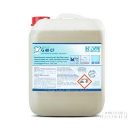 Моющее средство для посудомойки G 40 CF для мытья без хлора, суперконцентрат 1: 666.