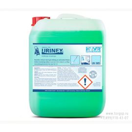Очиститель унитазов Urin-EX.