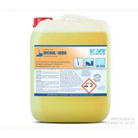 Профессиональное моющее средство для уборки Monil-WBR MONIL-WBR экологически чистый очиститель для пола в мастерских.