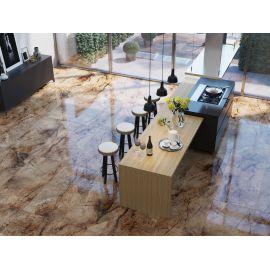 Керамогранитная плитка Palacio Turk lana 60x120 High Gloss в интерьере