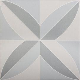 Плитка Flora azul Decocer 20x20 см с матовой поверхностью