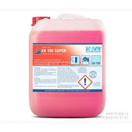 Растворитель бетона EK 100 SUPER - купить в канистре по 10 литров.
