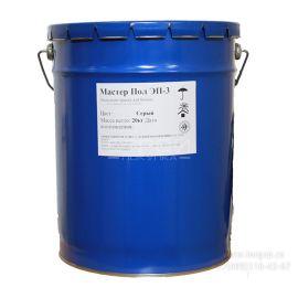 Эпоксидная краска для бетона Мастер Пол ЭП-3 - двухкомпонентная краска на основе эпоксидной смолы.