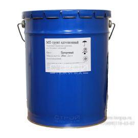 Акриловая грунтовка для бетонных оснований с содержанием эпоксидной смолы.