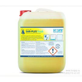 Средство против известковых отложений SAN-PLUS® fresh.