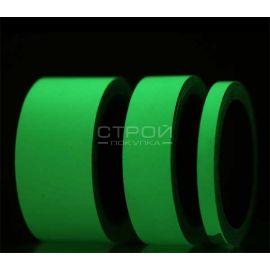 Фотолюминесцентная самоклеющаяся лента для маркировки (5см х 10м).