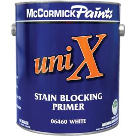 Универсальная грунтовка блокирующая пятна для фасадов и интерьеров Unix.